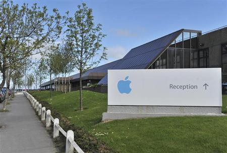 Ireland refuses to be US 'whipping boy' over Apple tax claims
