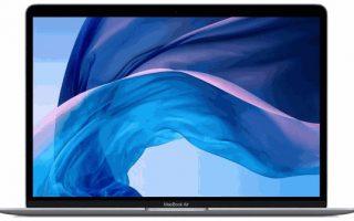 Screen Flickering on Retina MacBook Air 2018? Here's a Workaround Fix