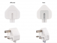 Apple Recall Wall Plugs over safety fears