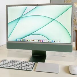 iMac (24-inch, 2021) review